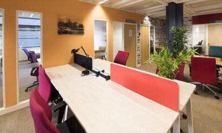 Why is coworking ideal for start-ups?