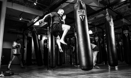 Martial Arts and IoT