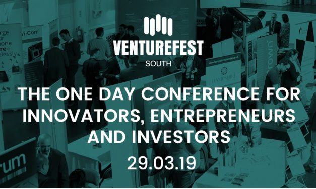 """Get Launched"" in Basingstoke at Venturefest 2019"
