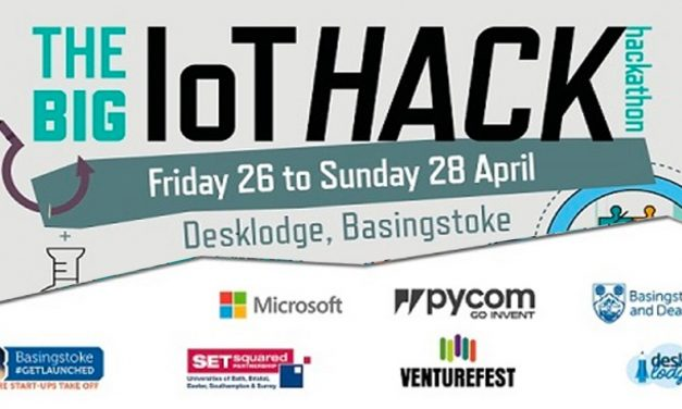 SMART Basingstoke – The Big IoT Hack