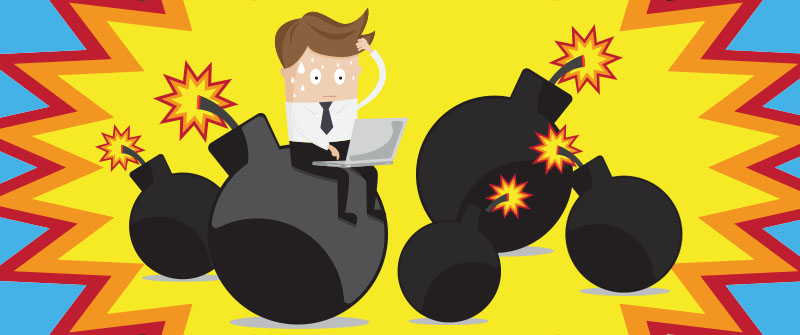 Are you facing the marketing minefield?