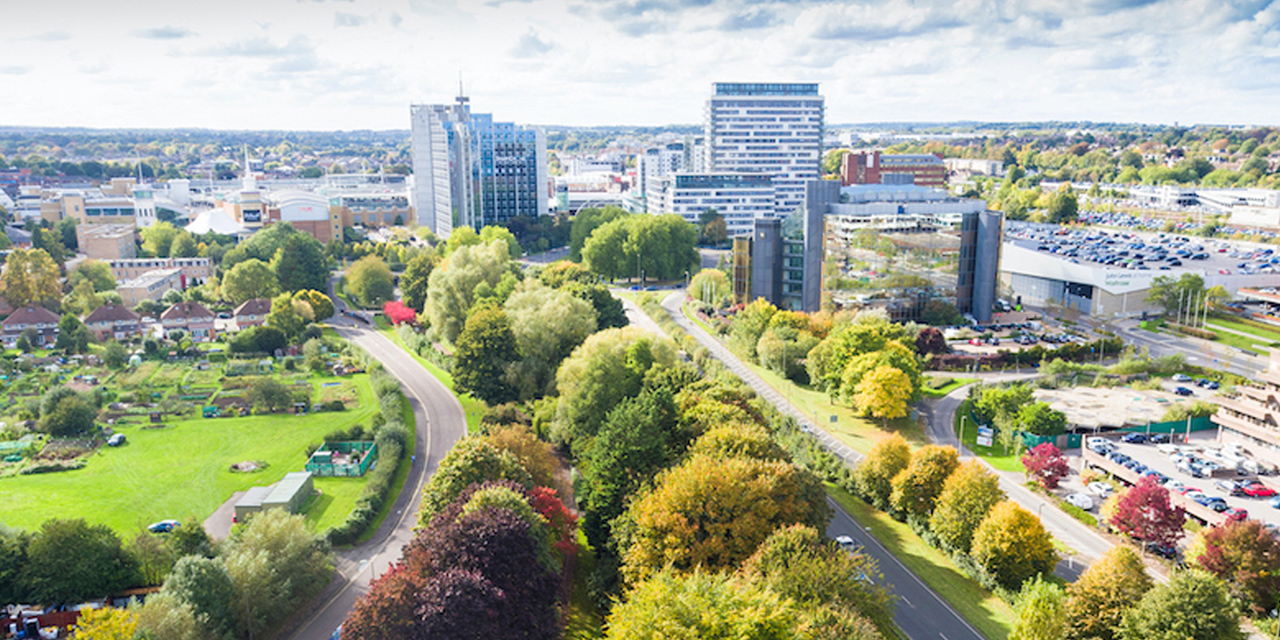 IT professionals choose Basingstoke as one of the top places to live and work