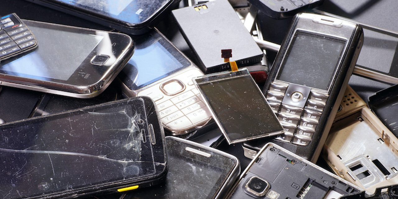 The benefits of recycled technology